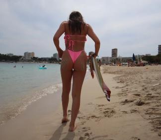 bikini swimsuit gstring